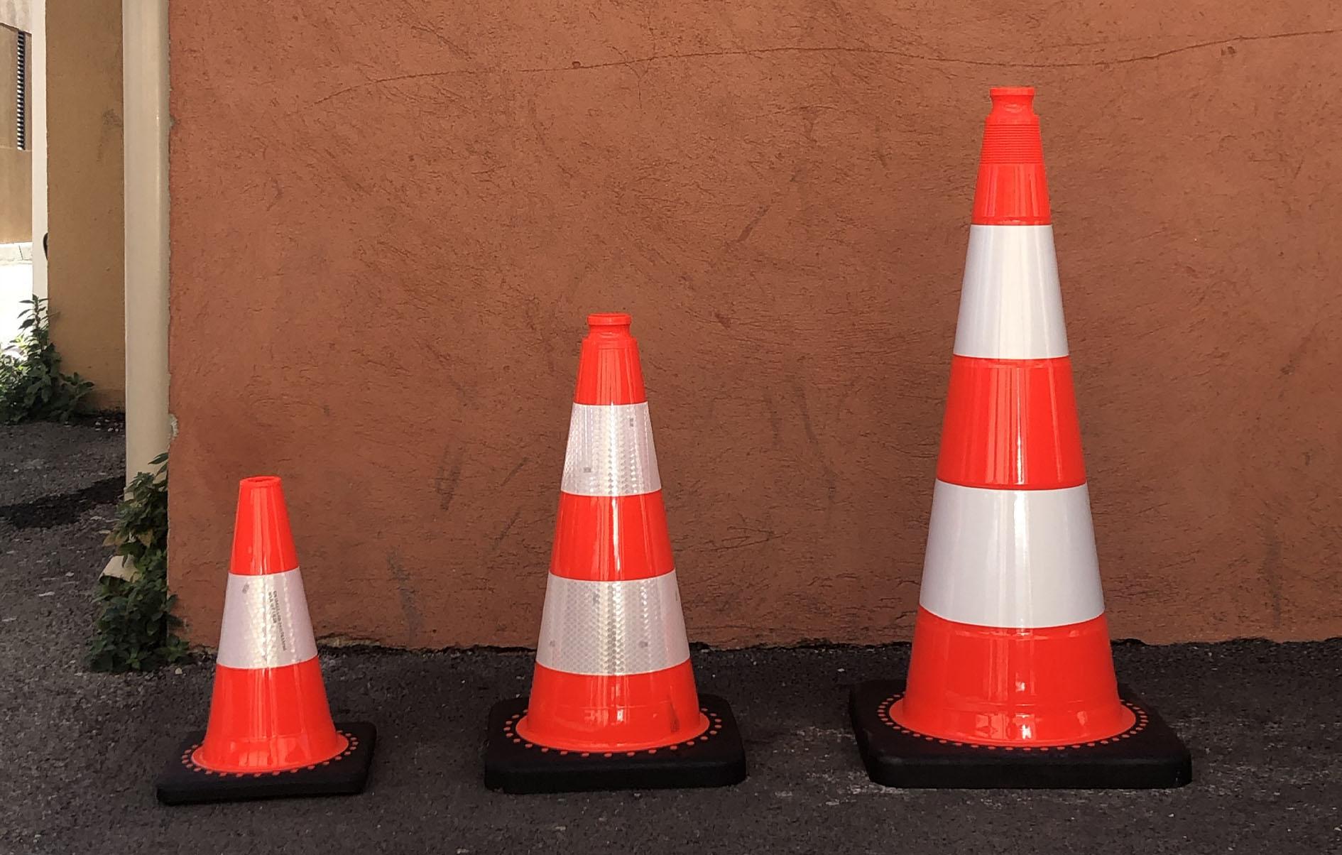 Les différentes normes qui encadrent les cône de signalisation
